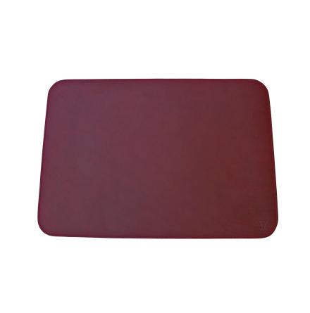 Skrivbordsunderlägg läder