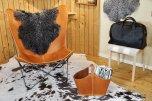 Gotlandsfårskinn