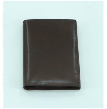 Snygg plånbok i kalvskinn