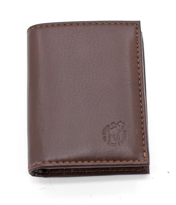 plånbok i älgskinn